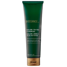 Squalane + Tea Tree Cleansing Gel by biossance