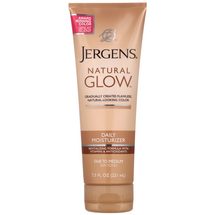Natural Glow Daily Moisturizer by jergens