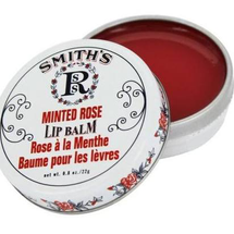 Minted Rose Lip Balm by Rosebud Perfume Co.