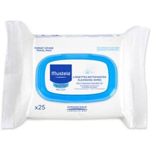 Facial Cleansing Cloths by mustela
