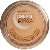 Dream Smooth Mousse Foundation by Maybelline