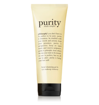 Purity Made Simple Facial Cleansing Gel & Eye Makeup Remover by philosophy