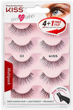 Ever EZ Lashes Multipack 03 by kiss products