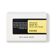 Advanced Snail 92 All In One Cream by cosrx