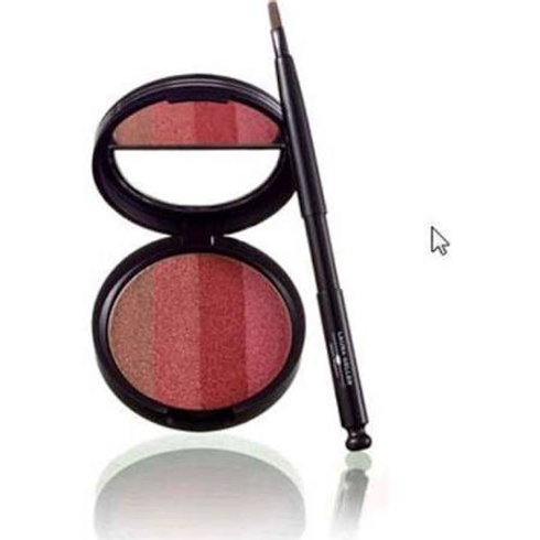 Dream Creams Lip Palette With Retractable Lip Brush - Apricot Berry by Laura Geller #2