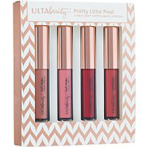 Pretty Little Pout Soft Matte Liquid Lipsticks by ULTA Beauty
