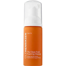 The Clean Truth Foaming Cleanser by ole henriksen
