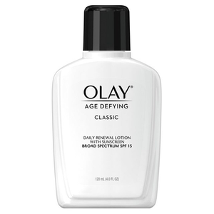 Age Defying Classic Daily Renewal Lotion SPF 15 by Olay