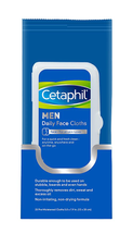 Men Daily Face Cloths by cetaphil