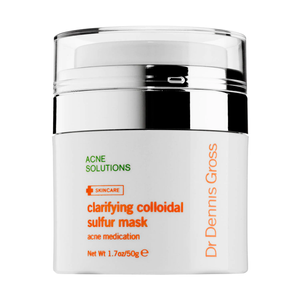 Clarifying Colloidal Sulfur Mask by dr dennis gross