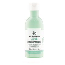 Aloe Calming Cream Cleanser by The Body Shop