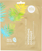 Bio Cellulose Mask Hydrating Coconut by Whole Foods Market