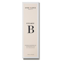 Vitamin B Enzyme Cleansing Oil Makeup Remover by One Love Organics