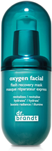 Oxygen Facial Flash Recovery Mask by Dr. Brandt