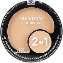 ColorStay 2-In-1 Compact Makeup & Concealer by Revlon