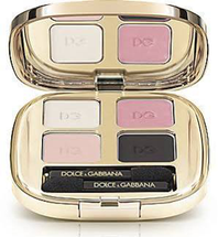 Smooth Eye Color Quad Eyeshadow Miss Dolce 143 by Dolce & Gabbana