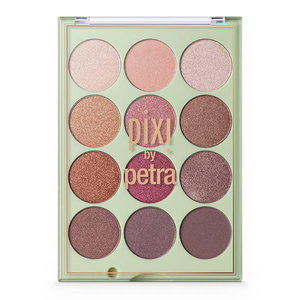 Eye Reflections Shadow Palette - Mixed Metals by Pixi by Petra