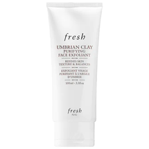 Umbrian Clay Pore Purifying Face Exfoliator by fresh