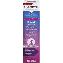 Ultra Vanishing Treatment Cream by clearasil