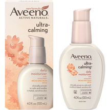 Ultra Calming Daily Face Moisturizer SPF 15 by Aveeno