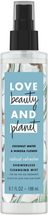 Coconut Water & Mimosa Flower Showerless Cleansing Mist by Love Beauty And Planet