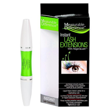 Measurable Difference Instant Lash Extensions Mascara And Fiber by measurable diff