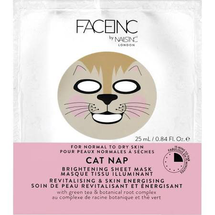 Cat Nap Brightening Sheet Mask by face inc