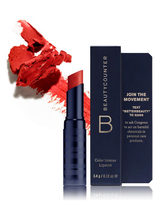 Beautycounter Red Color Intense Lipstick by Beautycounter