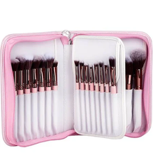 Rose Gold 30 Piece Brush Book Set by luxie