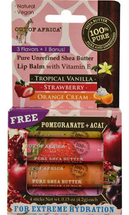 Pure Shea Butter Lip Balm by out of africa