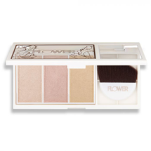 Shimmer & Strobe Highlighting Palette by Flower