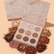 Nude Mood Shadow Palette by Colourpop