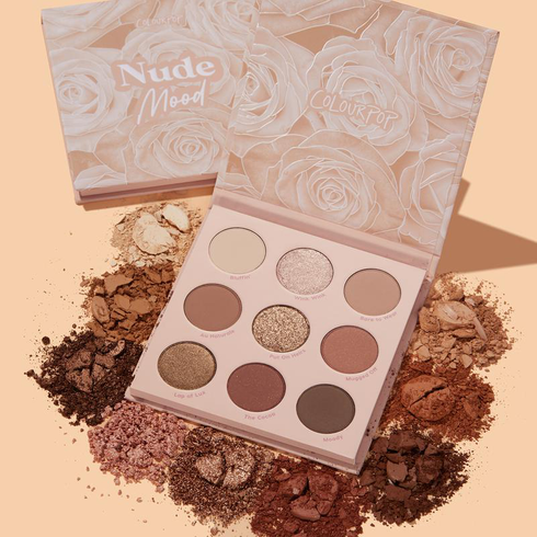 Nude Mood Shadow Palette by Colourpop #2