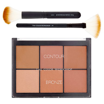 Contour & Bronze Set by the color workshop
