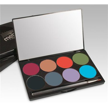 Intense Propressed Powder Pigments by costumes for all occasions