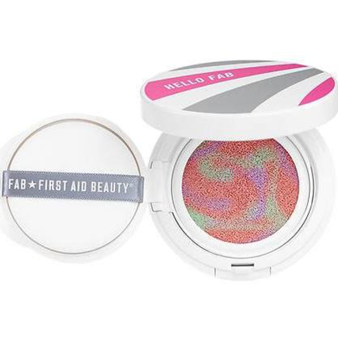 Hello Fab 3 In 1 Superfruit Color Correcting Cushion by First Aid Beauty #2