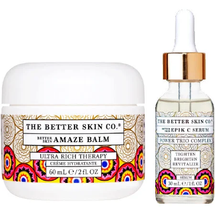 Extra Rich Refresh Brighten And Tighten Duo by the better skin co