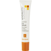 Luminous Eye Serum by andalou naturals