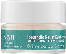 Icelandic Relief Eye Cream With Glacial Flower Extract by skyn iceland