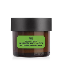 Japanese Matcha Tea Pollution Clearing Mask by The Body Shop