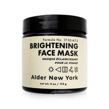 Brightening Face Mask by Alder New York