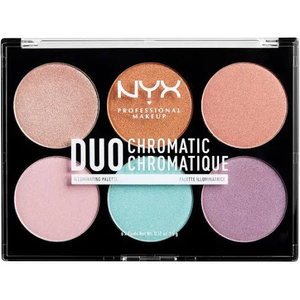 Duo Chromatic Illuminating Palette by NYX Professional Makeup
