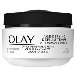 Age Defying Classic Daily Renewal Cream Face Moisturizer by Olay