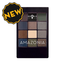 Eyeshadow Palette - Amazonia by Bronx Colors