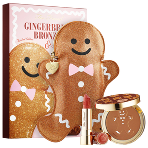 Gingerbread Bronzed & Kissed Set by Too Faced