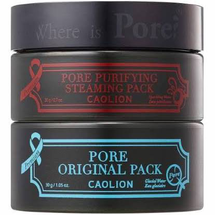 Hot & Cool Pore Pack Duo by caolion