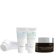 Spa Kit With Facial Device by miracle skin transformer