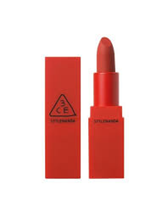 Red Recipe Lip Color by 3 Concept Eyes