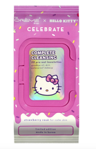 The Crème Shop x Hello Kitty Complete Cleansing Towelettes by The Creme Shop