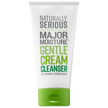 Major Moisture Gentle Cream Cleanser by Naturally Serious
